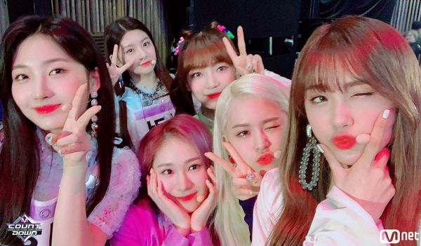 Tags: K-Pop, Everglow, Wang Yiren, Kim Sihyeon, Mia, Aisha, E:U, Onda