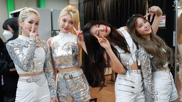 Tags: K-Pop, Everglow, Kim Sihyeon, E:U, Onda, Mia