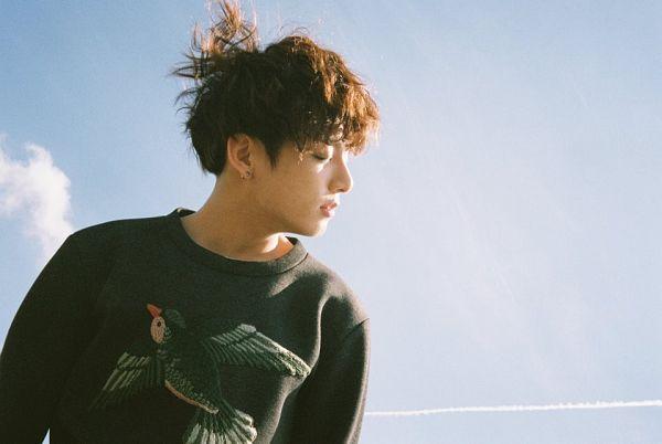 Flowing Hair - Wind
