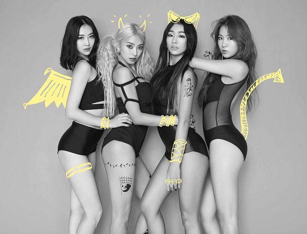 Four Girls - Quartet