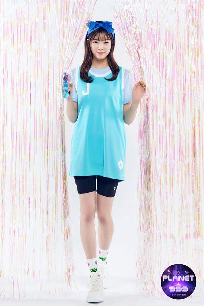 Tags: J-Pop, Fujimoto Ayaka, Bubbles, Girls Planet 999