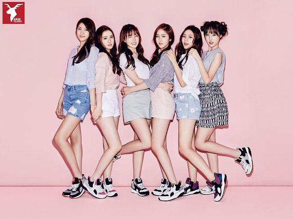 Tags: K-Pop, G-friend, SinB, Eunha, Umji, Yuju