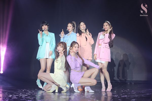 Tags: K-Pop, G-friend, SinB, Eunha, Umji, Yuju, Sowon, Jung Yerin