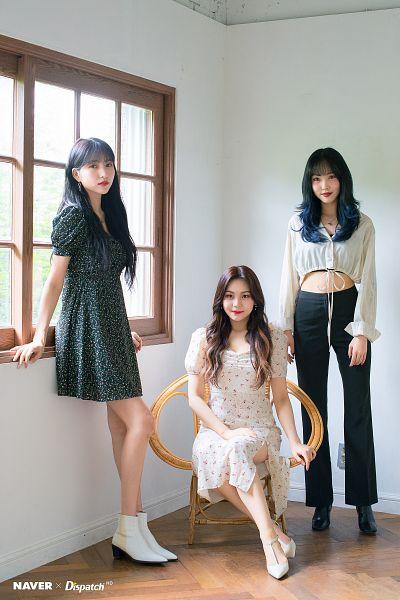Tags: K-Pop, G-friend, Umji, Yuju, Sowon