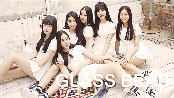 Tags: K-Pop, G-friend, Yuju, Sowon, Jung Yerin, SinB, Eunha, Umji, Group, Full Group, Wallpaper, Season of Glass