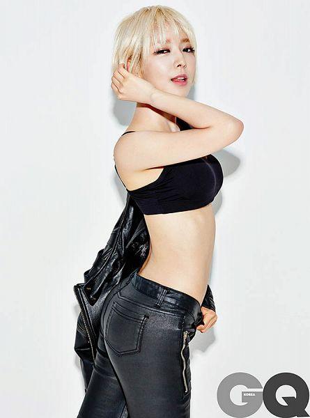 GQ Korea - Magazine Scan