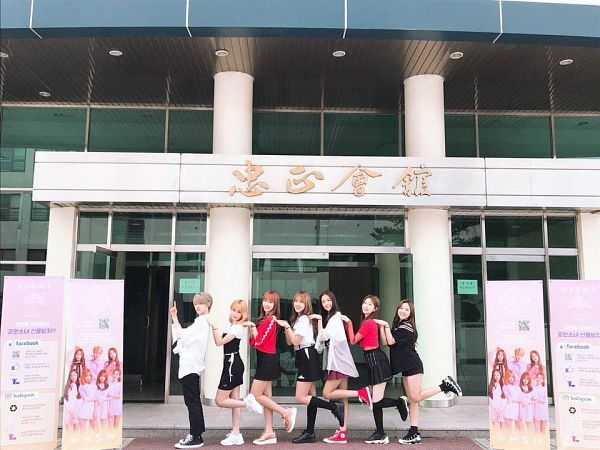 Tags: K-Pop, GWSN, Soso, Lena, Minju (Gwsn), Seoryoung, Seokyoung, Anne (Gwsn), Miya