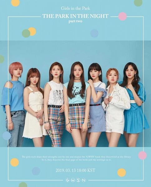 Tags: K-Pop, GWSN, Anne (Gwsn), Miya, Soso, Lena, Minju (Gwsn), Seoryoung, Seokyoung