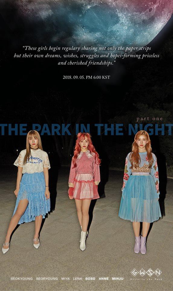 Tags: K-Pop, GWSN, Minju (Gwsn), Anne (Gwsn), Soso