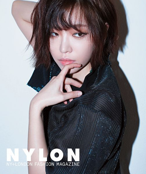 Tags: K-Pop, Brown Eyed Girls, Ga-In, Nylon