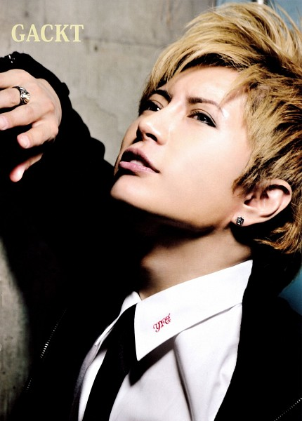 Tags: Gackt, Android/iPhone Wallpaper