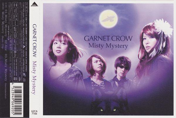 Tags: J-Pop, Garnet Crow, Misty Mystery, Azuki Nana, Nakamura Yuri, Okamoto Hitoshi, Furui Hirohito, Frown, Group, Quartet, Looking Ahead, Hair Flower