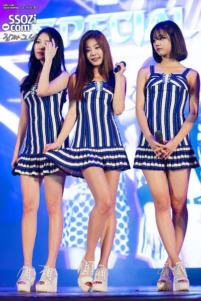 Tags: K-Pop, Girls' Day, Lee Hyeri, Yura, Park Sojin