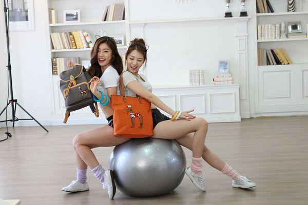 Tags: K-Pop, Girls' Day, Yura, Park Sojin