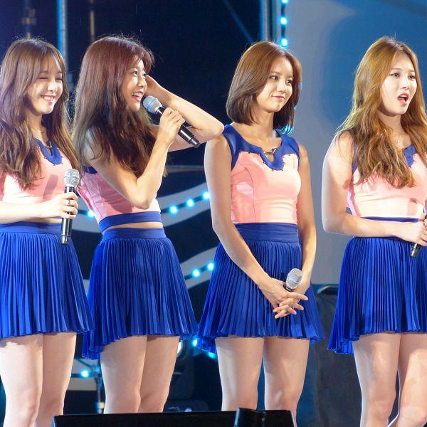 Tags: K-Pop, Girls' Day, Park Sojin, Lee Hyeri, Bang Minah, Yura