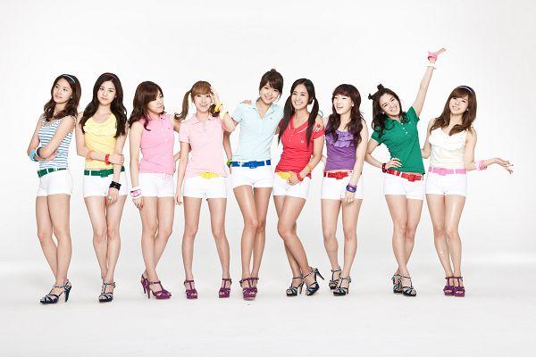 Tags: K-Pop, Girls' Generation, Kim Tae-yeon, Kim Hyo-yeon, Stephanie Young Hwang, Seohyun, Sooyoung, Sunny, Im Yoona, Jessica Jung, Kwon Yuri, Yellow Shirt