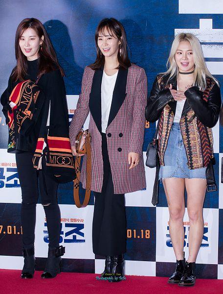 Tags: K-Pop, Girls' Generation, Kwon Yuri, Kim Hyo-yeon, Seohyun
