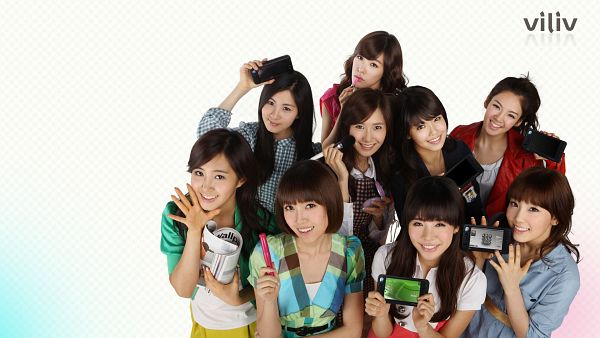 Tags: K-Pop, Girls' Generation, Kwon Yuri, Kim Tae-yeon, Kim Hyo-yeon, Sooyoung, Stephanie Young Hwang, Seohyun, Sunny, Im Yoona, Jessica Jung, White Background