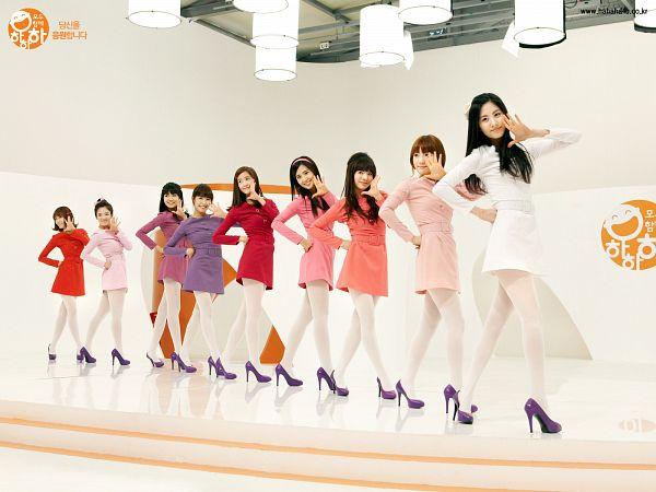 Tags: K-Pop, Girls' Generation, Hahaha, Sooyoung, Stephanie Young Hwang, Seohyun, Sunny, Im Yoona, Jessica Jung, Kwon Yuri, Kim Tae-yeon, Kim Hyo-yeon