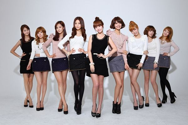 Tags: K-Pop, Girls' Generation, Jessica Jung, Sooyoung, Kwon Yuri, Kim Tae-yeon, Kim Hyo-yeon, Stephanie Young Hwang, Seohyun, Sunny, Im Yoona, Hair Up