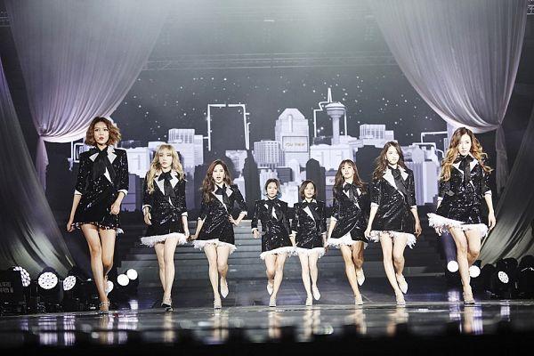 Tags: K-Pop, Girls' Generation, SM Town, Kwon Yuri, Sooyoung, Kim Hyo-yeon, Stephanie Young Hwang, Seohyun, Sunny, Im Yoona, Kim Tae-yeon, Full Body