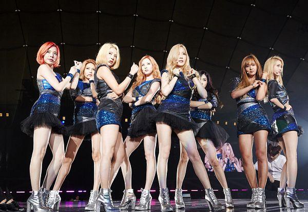Tags: K-Pop, Girls' Generation, SM Town, Kim Hyo-yeon, Stephanie Young Hwang, Seohyun, Sunny, Im Yoona, Kim Tae-yeon, Kwon Yuri, Sooyoung, Full Body