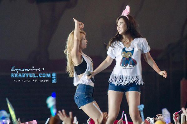 Tags: K-Pop, Girls' Generation, SM Town, Kim Hyo-yeon, Kwon Yuri