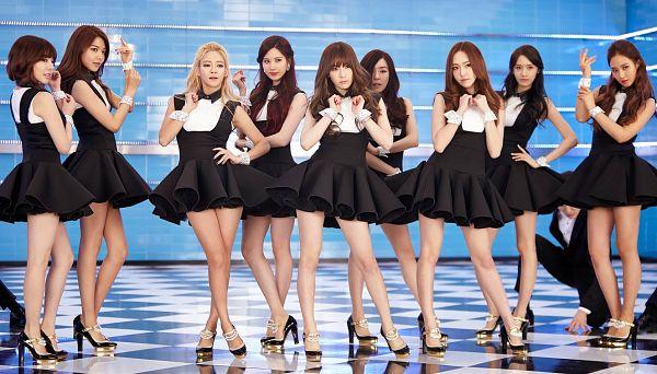 Tags: K-Pop, Girls' Generation, SM Town, Mr.Mr., Kim Hyo-yeon, Stephanie Young Hwang