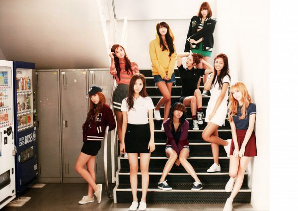 Tags: K-Pop, Girls' Generation, Kwon Yuri, Kim Tae-yeon, Kim Hyo-yeon, Stephanie Young Hwang, Seohyun, Sunny, Sooyoung, Im Yoona, Jessica Jung, Black Skirt