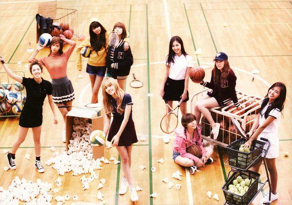 Tags: K-Pop, Girls' Generation, Jessica Jung, Sooyoung, Kwon Yuri, Kim Tae-yeon, Kim Hyo-yeon, Stephanie Young Hwang, Seohyun, Sunny, Im Yoona, Full Group