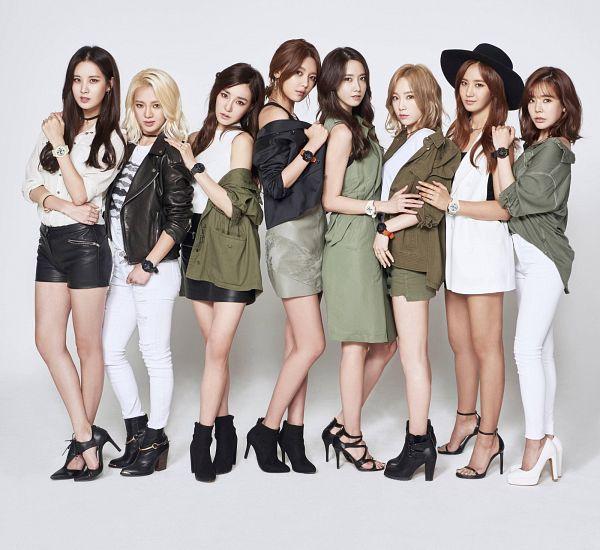 Tags: SM Town, K-Pop, Girls' Generation, Im Yoona, Kim Tae-yeon, Kwon Yuri, Sooyoung, Kim Hyo-yeon, Stephanie Young Hwang, Seohyun, Sunny, Casio
