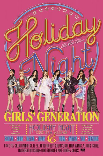 Tags: SM Town, K-Pop, Girls' Generation, Kwon Yuri, Sooyoung, Kim Hyo-yeon, Stephanie Young Hwang, Seohyun, Sunny, Im Yoona, Kim Tae-yeon, Text: Song Title