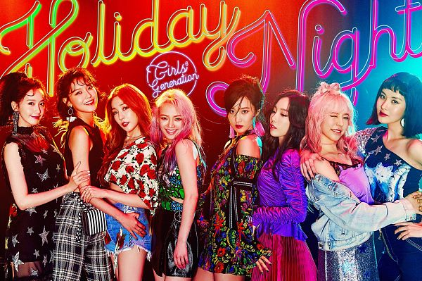Tags: SM Town, K-Pop, Girls' Generation, Im Yoona, Kim Tae-yeon, Kwon Yuri, Sooyoung, Kim Hyo-yeon, Stephanie Young Hwang, Seohyun, Sunny, Full Group