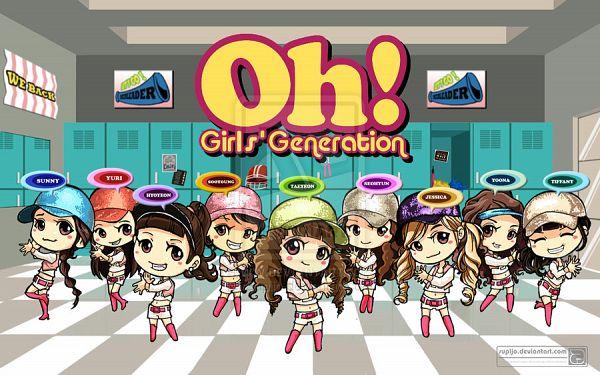 Tags: K-Pop, Girls' Generation, Oh!, Kim Hyo-yeon, Stephanie Young Hwang, Seohyun, Sunny, Sooyoung, Im Yoona, Jessica Jung, Kwon Yuri, Kim Tae-yeon