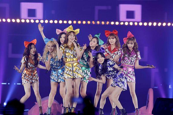 Tags: K-Pop, Girls' Generation, Gee, Seohyun, Sunny, Im Yoona, Kim Tae-yeon, Kwon Yuri, Kim Hyo-yeon, Sooyoung, Stephanie Young Hwang, Blue Dress