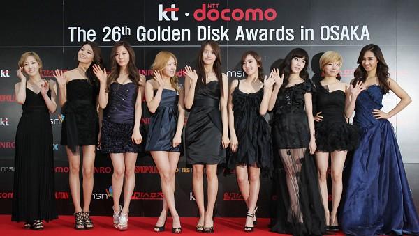 Tags: K-Pop, Girls' Generation, Stephanie Young Hwang, Seohyun, Sunny, Sooyoung, Im Yoona, Jessica Jung, Kwon Yuri, Kim Tae-yeon, Kim Hyo-yeon, Blue Dress