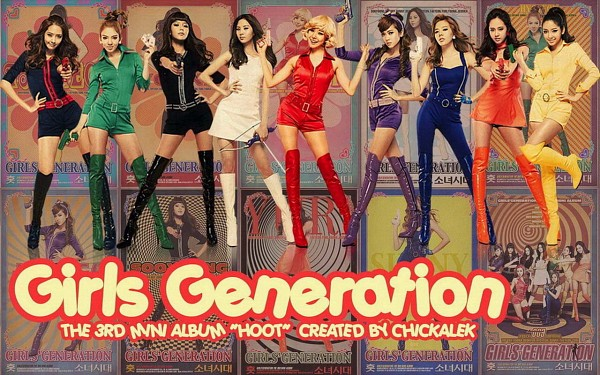 Tags: K-Pop, Girls' Generation, Kim Hyo-yeon, Stephanie Young Hwang, Seohyun, Sooyoung, Sunny, Im Yoona, Jessica Jung, Kwon Yuri, Kim Tae-yeon, Matching Outfit