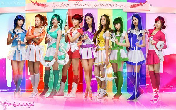 Tags: SM Town, K-Pop, Girls' Generation, Stephanie Young Hwang, Seohyun, Sunny, Im Yoona, Sooyoung, Jessica Jung, Kwon Yuri, Kim Tae-yeon, Kim Hyo-yeon