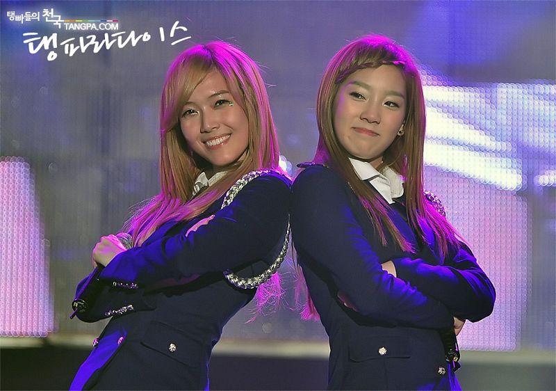 Tags: K-Pop, Girls' Generation, Jessica Jung, Kim Tae-yeon