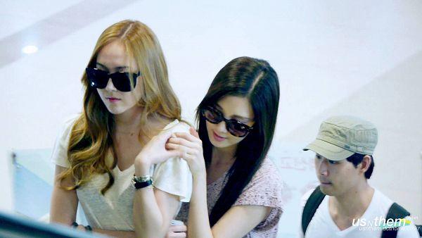 Tags: SM Town, K-Pop, Girls' Generation, Seohyun, Jessica Jung, Wallpaper, HD Wallpaper