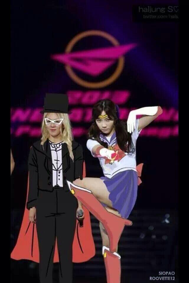 Tags: K-Pop, Girls' Generation, SM Town, Kim Hyo-yeon, Kim Tae-yeon