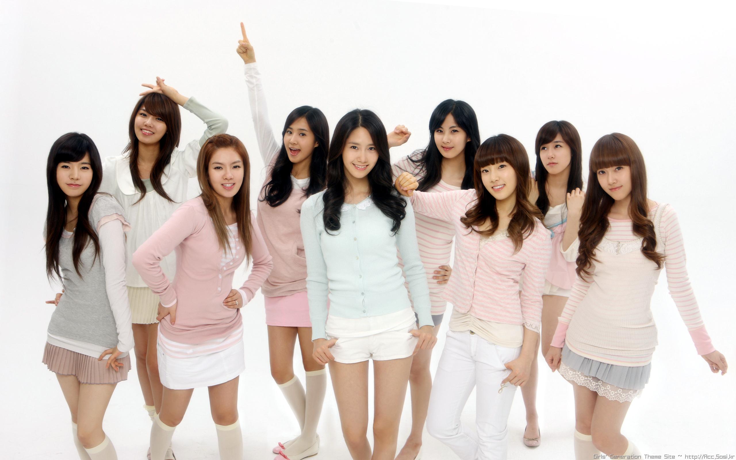 Heboh! Girl Band Korea Joged Goyang Dumang Cita Citata - YouTube
