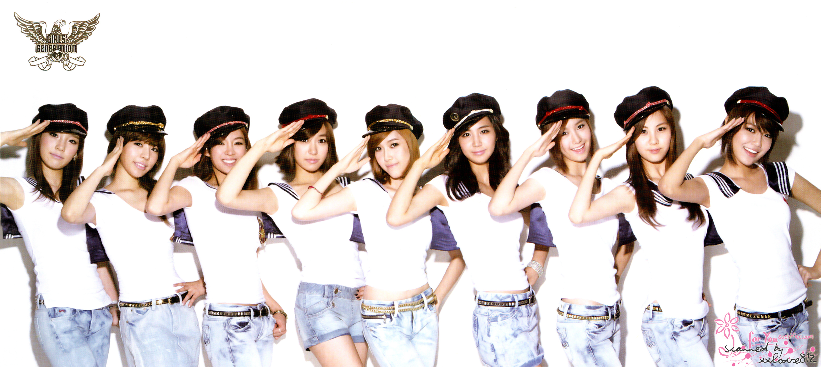 ... SNSD - Tell Me Your Wish (Genie) by mhelaonline07