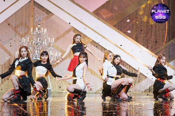 Tags: J-Pop, K-Pop, C-Pop, Cherry Bullet, Sakamoto Mashiro, Nonaka Shana, May (Cherry Bullet), Kamimoto Kotone, Kim Suyeon, Zhou Xin Yu, Seo Youngeun, Girls Planet 999