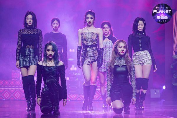 Tags: C-Pop, J-Pop, K-Pop, Kim Dayeon, Fu Yaning, Ezaki Hikaru, Wen Zhe, Su Rui Qi, Shen Xiao Ting, Girls Planet 999, Mnet, Cai Bing