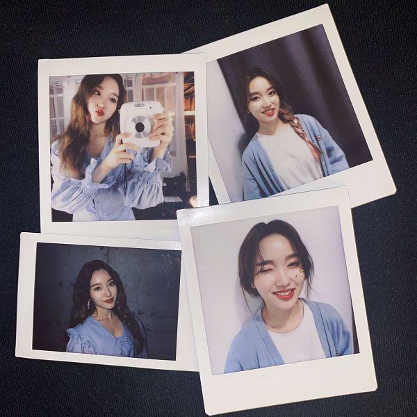 Tags: K-Pop, LOOΠΔ, Go Won, Polaroid