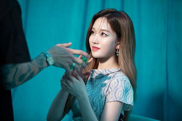 Tags: K-Pop, LOOΠΔ, Go Won