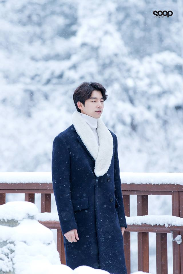 Tags: K-Drama, Gong Yoo, Snow, Guardian: The Lonely and Great God