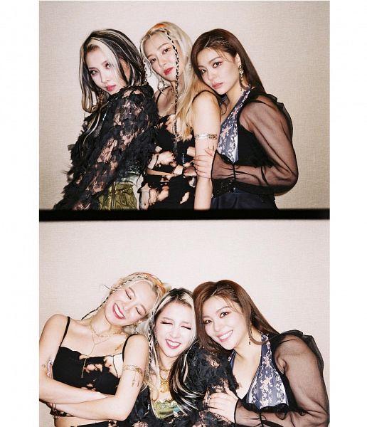 Tags: K-Pop, K.A.R.D, Girls' Generation, Ailee, Jeon Jiwoo, Kim Hyo-yeon, Mnet, Good Girl