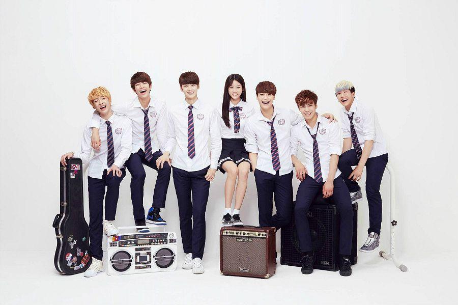 Tags: K-Pop, K-Drama, Astro, Jin Jin, Yoon Sanha, MJ, Cha Eunwoo, Moon Bin, Kim Sae-ron, Rocky, Musical Instrument, Group